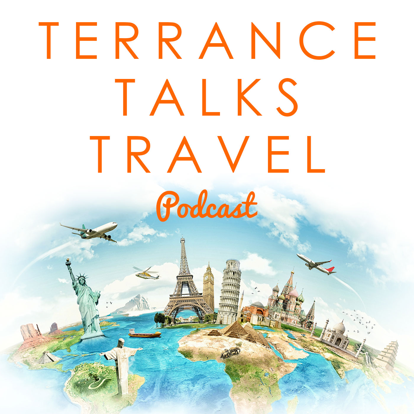 Terrance Talks Travel