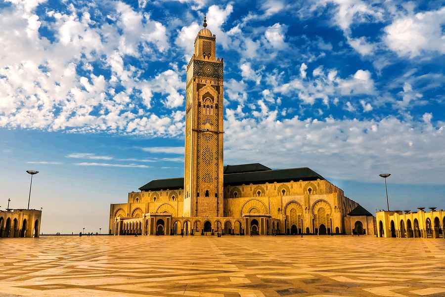 Casablanca To Marrakech Tour